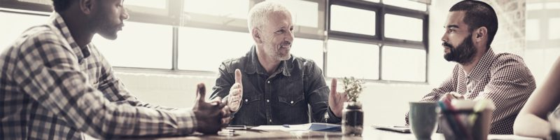 Men's Discipleship Meeting